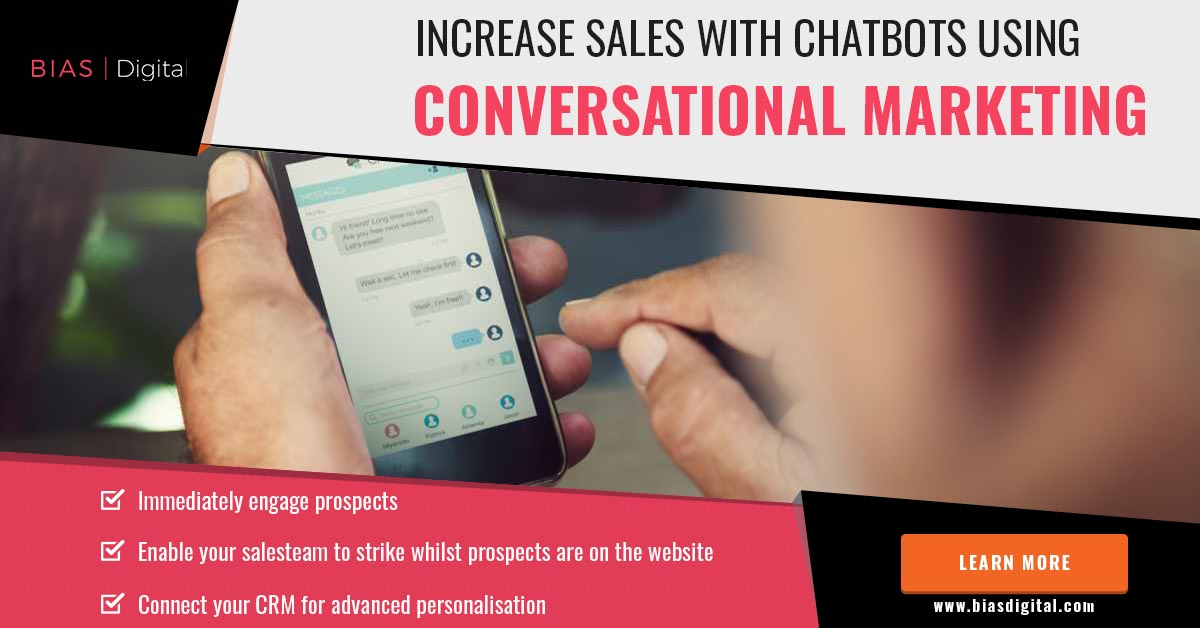 Chatbot Marketing Call To Action