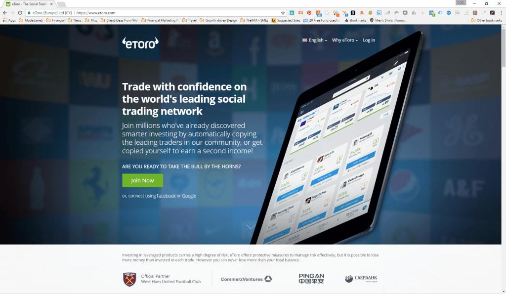fintech-web-design-project