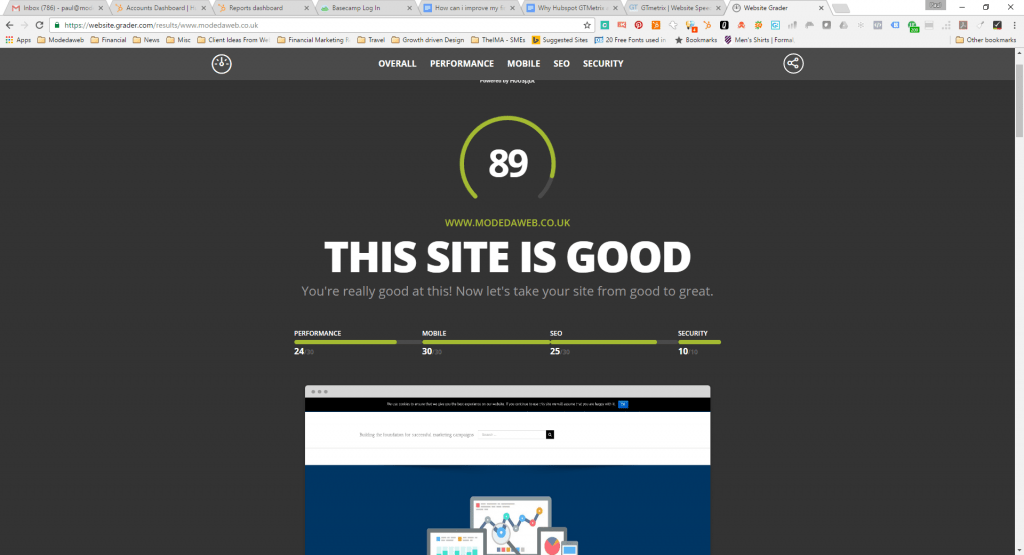 fintech-website-testing