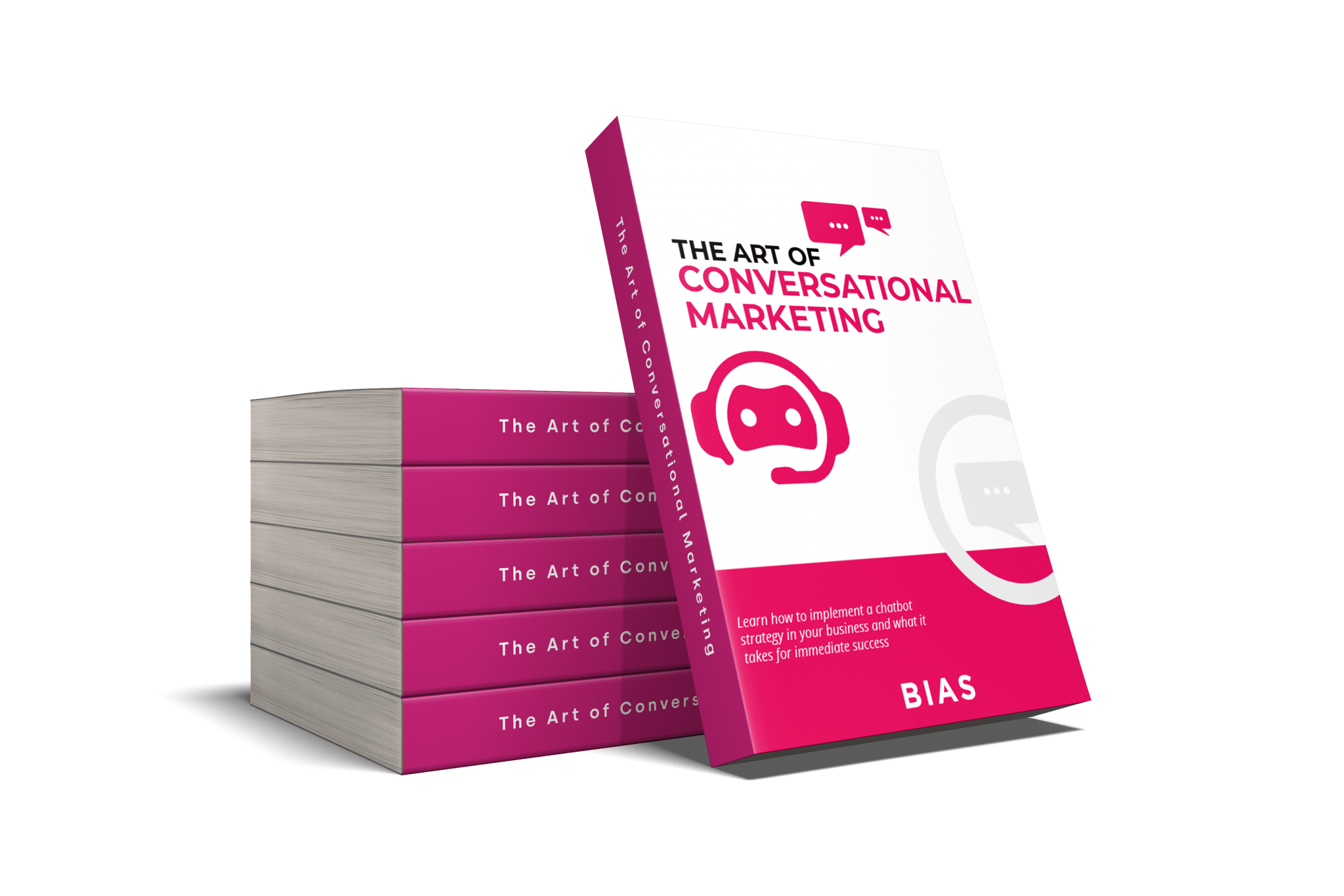 The art of conversational marketing book